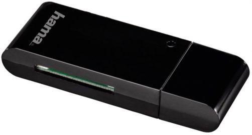Hama SD USB 3.0 Czarny