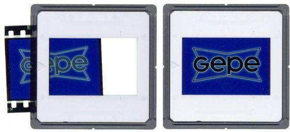 Gepe 7050 ramka 24x36 100szt.