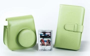 FujiFilm Zestaw akcesoriów - Lime Green