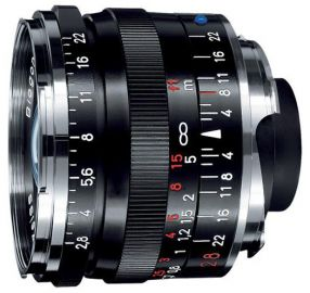 Carl Zeiss Biogon 28 mm f/2.8 T ZM