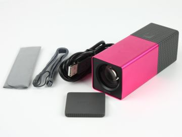 Lytro Light Field Camera 8 GB różowy