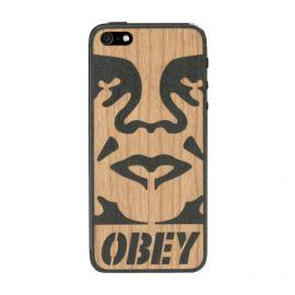 LAZERWOOD OBEY - drewniana skórka na tył iPhone 5/5S