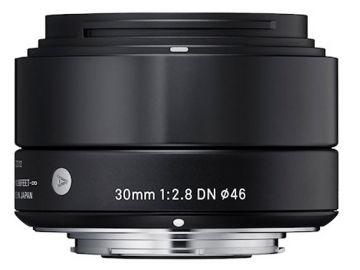Sigma A 30 mm f/2.8 DN / Sony E czarny