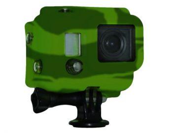 Xsories GoPro Hero 3 pokrowiec silikonowy zakryty camo