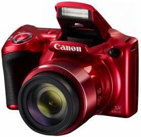Canon PowerShot SX420 IS czerwony
