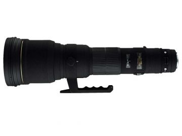 Sigma 800 mm f/5.6 DG EX APO HSM / Canon