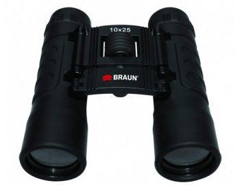 Braun 10x25 czarna