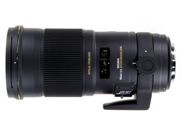 Sigma 180 mm f/2.8 DG EX APO OS HSM MACRO / Nikon