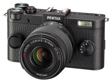 Pentax Q-S1 czarny + ob. 5-15