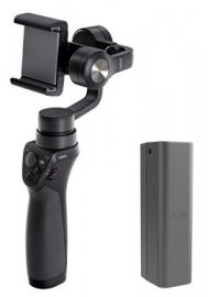 DJI Gimbal Ręczny Osmo Mobile + dodatkowy akumulator