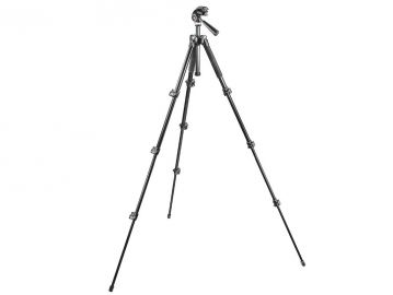 Manfrotto 293A4, 4 sekcje, aluminiowy, głowica D3-Q2