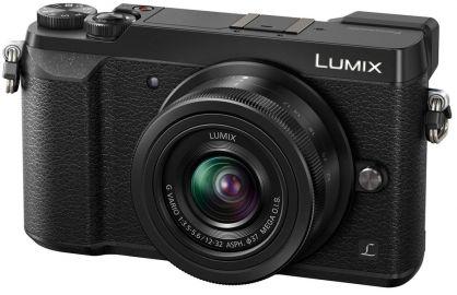 Panasonic LUMIX DMC-GX80 + ob. 12-32 czarny