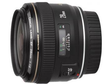 Canon 28 mm f/1.8 EF USM - Cashback 260 zł przy zakupie z aparatem!