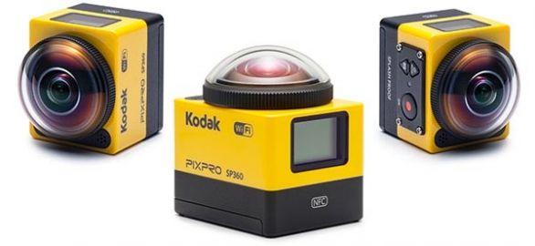 Kodak PIXPRO SP360 - Extreme Pack