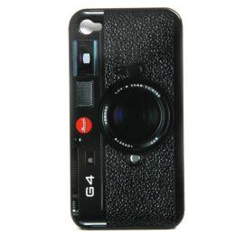 ThumbsUp Etui na tył telefonu z wzorem aparatu do iPhone 4