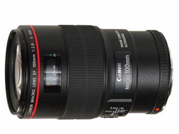 Canon 100 mm f/2.8L EF Macro IS USM - Cashback 540 zł przy zakupie z aparatem!