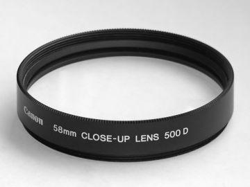 Canon Soczewka makro 500D 72 mm