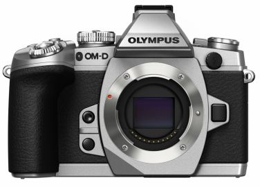 Olympus OM-D E-M1 body srebrny