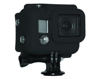 Xsories GoPro Hero 3 pokrowiec silikonowy zakryty czarny