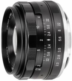 MeiKe MK-50 mm f/2.0 / Canon EF-M