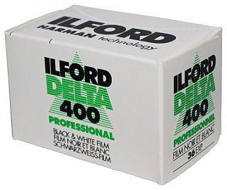 Ilford DELTA 400 35x30.5m - w puszce