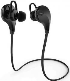 Aukey Bezprzewodowe EP-B4 Bluetooth 4.1 czarne