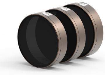 Polar Pro Zestaw filtrów dla  DJI Phantom 4 PRO ND4/PL, ND8/PL, ND16/PL