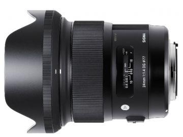 Sigma A 24 mm f/1.4 DG HSM / Nikon