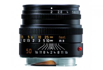 Leica SUMMILUX-M 50 mm f/1.4 ASPH. czarny