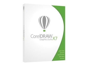Corel DRAW Graphics Suite X7 PL Win UPG DVD