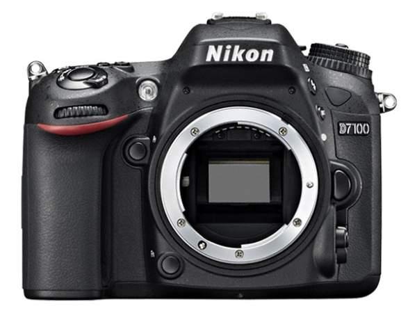Lustrzanka Nikon D7100 body