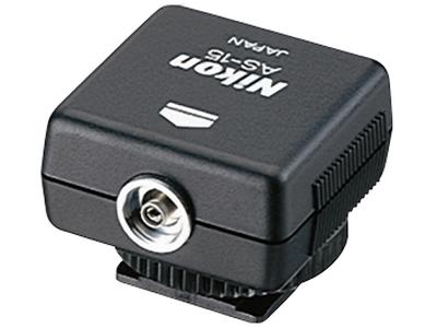 Nikon AS-15 adapter do lamp błyskowych