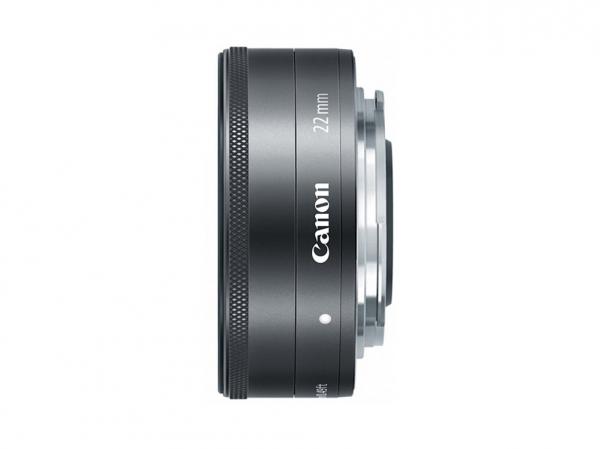 Obiektyw Canon EF-M 22 mm f/2.0 STM - Cashback 130 zł + 100 GB w serwisie Irista!