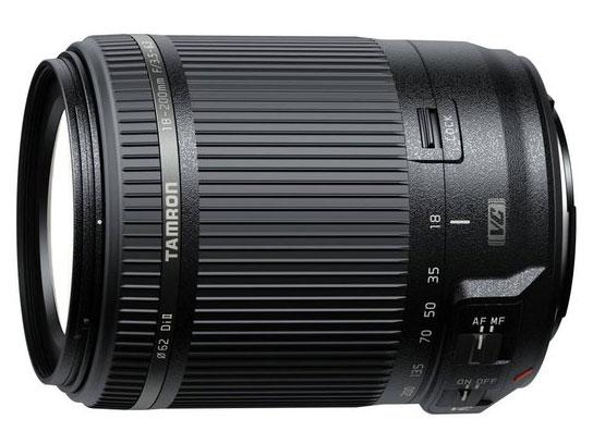 18-200 mm f/3.5-6.3 Di II VC / Canon