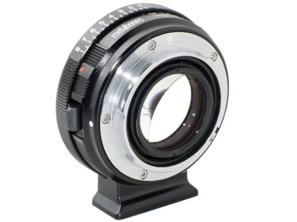 Adapter bagnetowy Nikon G do E Speed Booster ULTRA(MB_SPNFG-E-BM2)