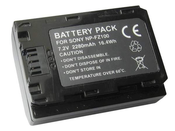 zamiennik Sony NP-FZ100