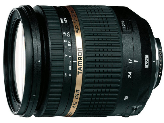 Obiektyw Tamron 17-50 mm f/2.8 SP AF XR Di II VC / Nikon