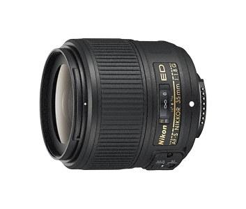Obiektyw Nikon Nikkor 35 mm f/1.8G ED AF-S
