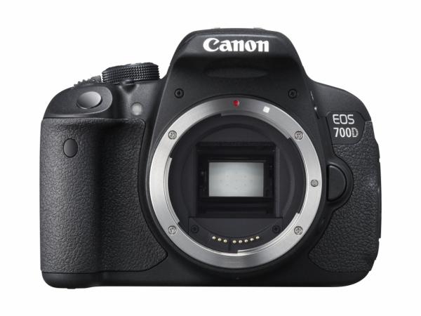 Lustrzanka Canon EOS 700D Body