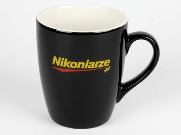 Nikoniarze.pl - kubek z logo