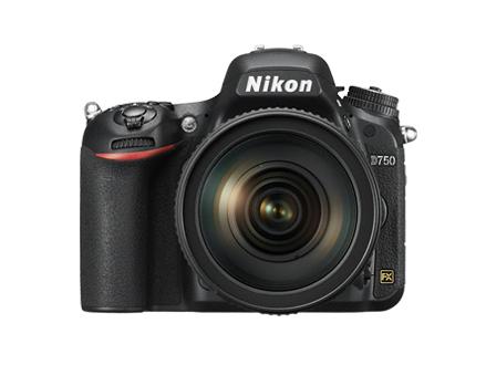 Lustrzanka Nikon D750 + ob. 24-120mm VR karta Sandisk 32GB 80MB/s GRATIS