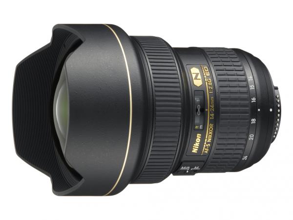 Obiektyw Nikon Nikkor 14-24 mm f/2.8 G ED AF-S - CASHBACK 900 PLN