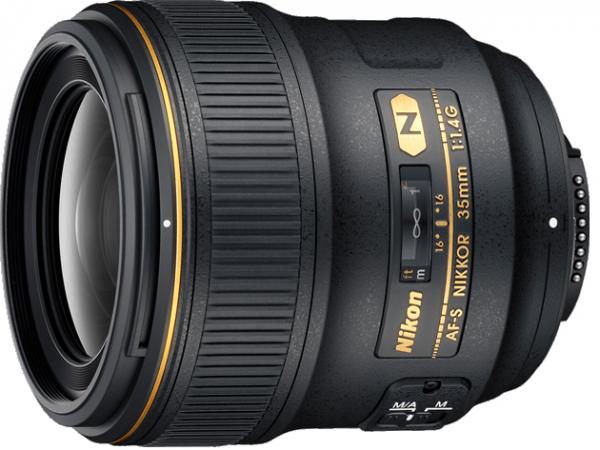 Obiektyw Nikon Nikkor 35 mm f/1.4 G