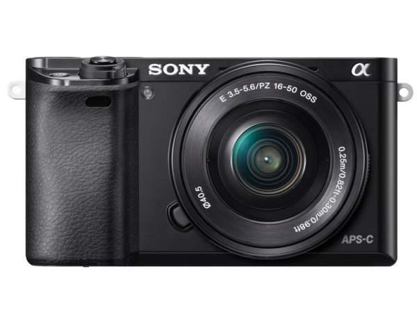 Aparat cyfrowy Sony A6000 (ILCE6000) + ob. 16-50 czarny