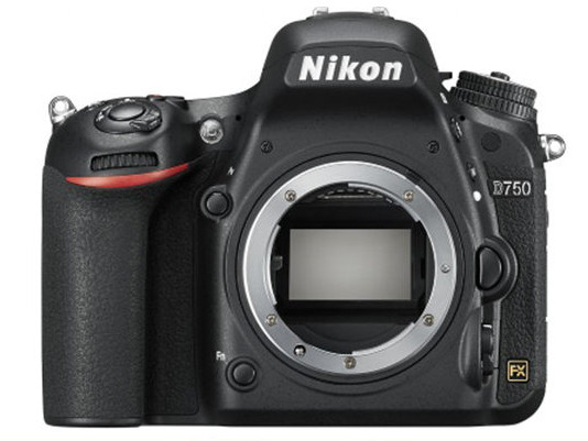 Lustrzanka Nikon D750 body - Przynieś stary aparat i zyskaj 750zł