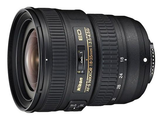 Obiektyw Nikon Nikkor 18-35 mm f/3.5-4.5G AF-S ED