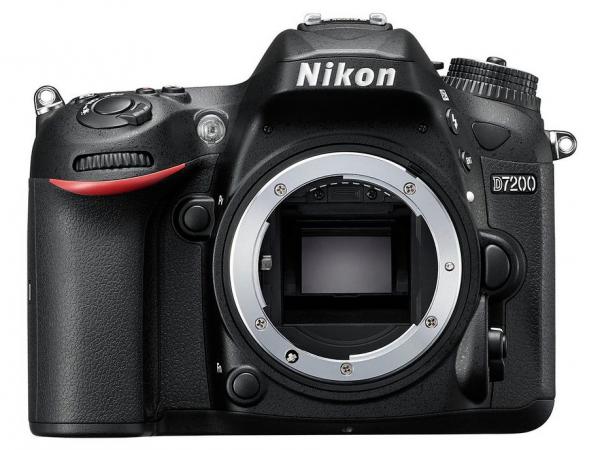 Lustrzanka Nikon D7200 body+ karta Sandisk 16 GB 80MB/s GRATIS