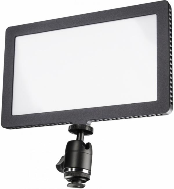 Lampa LED Walimex Soft LED 200 Square Bi Color