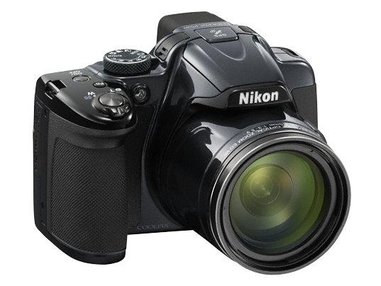 Aparat cyfrowy Nikon Coolpix P520 srebrny