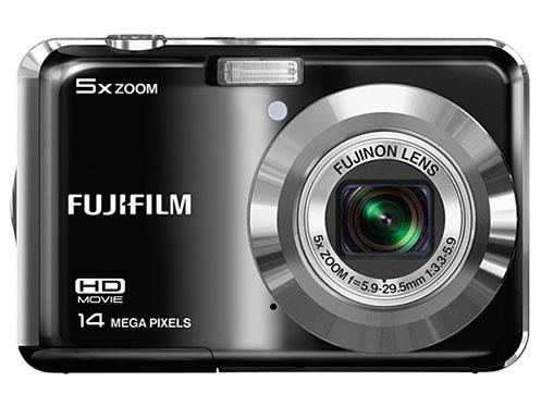 Aparat cyfrowy FujiFilm FinePix AX600 czarny